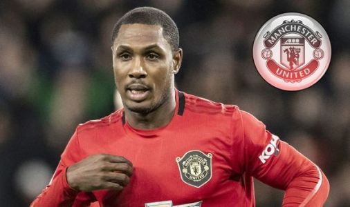 Man Utd agree Odion Ighalo loan extension - deal requires just one thing