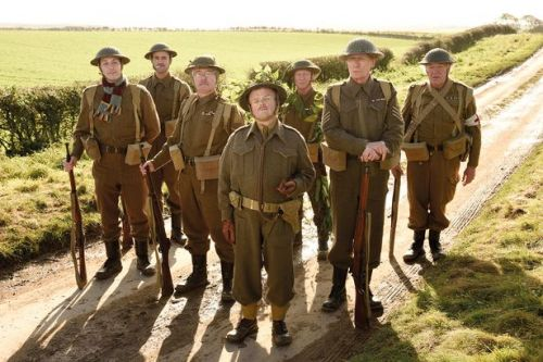 Military chiefs planning to bring back WW2 style Dad's Army in case of war
