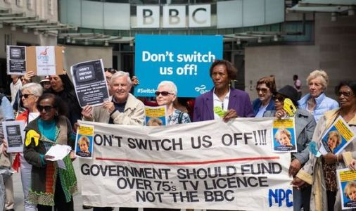 BBC crisis as poll finds 60 percent want to SCRAP licence fee