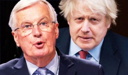 Deluded! Barnier boasts no deal Brexit would harm Britain more than EU in latest threat
