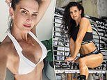 Glamorous 47-year-old pole dancer Andrea Ryff shares the secrets to her eternal youth