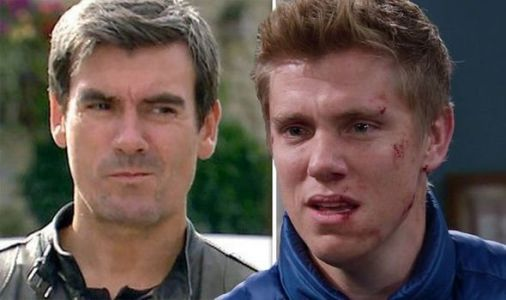 Emmerdale spoilers: Robert Sugden fuming as Cain Dingle makes unforgivable move