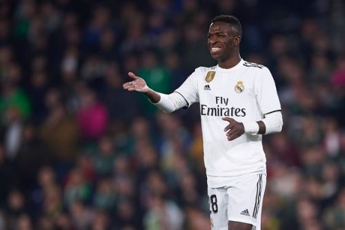 Vinicius Jr reveals how close he came to joining Barcelona