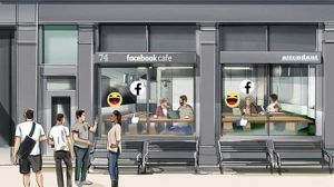 Facebook to open cafes in UK to encourage privacy checks