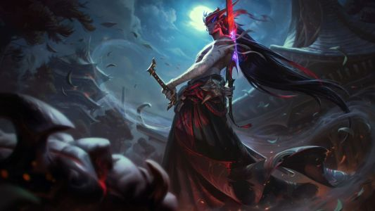 League of Legends' new Champion is Yone - here are his abilities, lore, and more