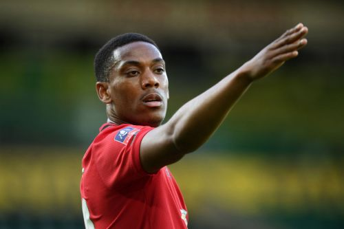 Rene Muelensteen tells Man Utd boss Ole Gunnar Solskjaer to replace Anthony Martial with a striker like Robert Lewandowski