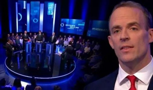 Tory leadership fury: Channel 4 accused of 'bias' as Brexiteer Raab 'sidelined' in debate