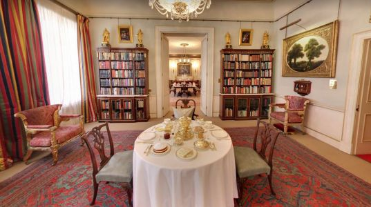 Google lets you virtually tour Prince Charles' gaff with 'Clarence House Street View'
