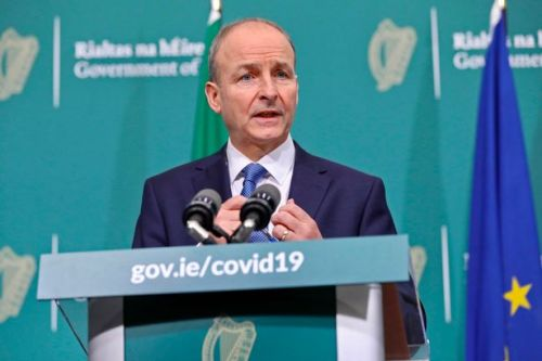 Ireland imposes strict new lockdown with all non-essential shops shut