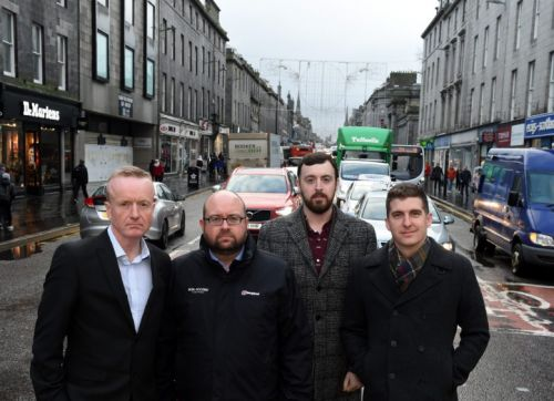 EXCLUSIVE: Aberdeen retail bosses call for Union Street pedestrianisation