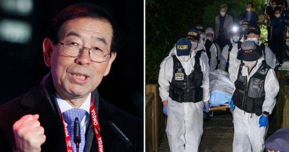 Mayor of Seoul found dead 'after being accused of sexual harassment'