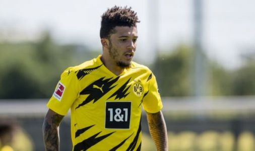 Man Utd frustrated by Borussia Dortmund demand and identify main Jadon Sancho alternative
