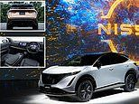 Nissan's Ariya is a spaceship-inspired electric SUV with a 310-mile range