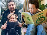 Doctor, 30, writes books as a final gift for his son, three, before dying