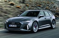 2020 Audi RS6 Avant kickstarts new performance product offensive
