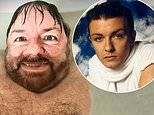 Ricky Gervais, 59, pokes fun at ageing as he shares bath snap alongside throwback photoshoot