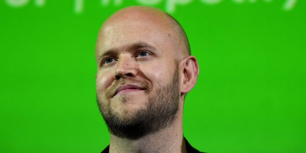 Spotify founder Daniel Ek is investing over $1 billion of his own money into European startups to push Silicon Valley from the center of the tech world