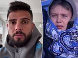 Napoli captain Lorezno Insigne films video message and sends his shirt to tearful fan