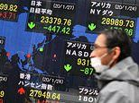Japan teetering on brink of recession after output shrinks at fastest pace for nearly six years