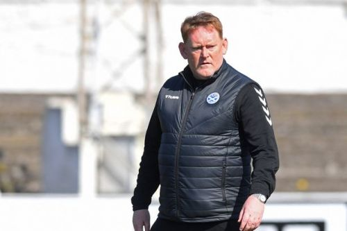 Put on a show for our locked out fans, urges Ayr United boss David Hopkin