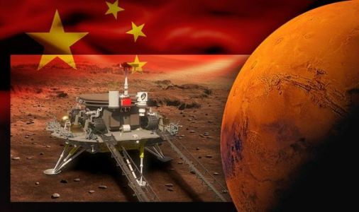 Space launch: China readies Tianwen-1 Mars rover for July lift off