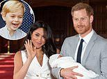 Archie will be tight with Harry but clash with Meghan Markle, says numerologist
