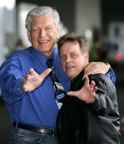 Star Wars' Mark Hamill Leads Tributes To Darth Vader Actor Dave Prowse