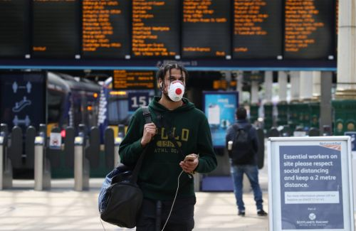 Coronavirus news live: UK death toll at 40,261 and where you can buy face masks