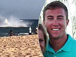 Dramatic video shows moment 23-year-old pilot crash lands small plane in ocean off Maryland beach