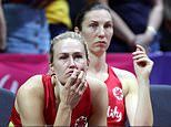 Netball World Cup dream over for England after ANOTHER semi-final loss