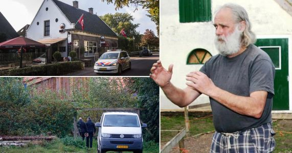 Man beat his children at Dutch farm 'to drive out evil spirits', court hears