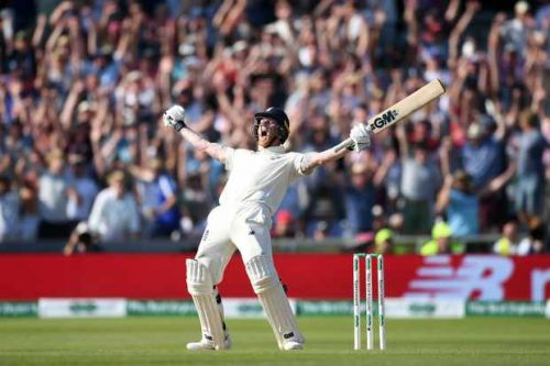Ben Stokes is the favourite to win Sports Personality of the Year 2019