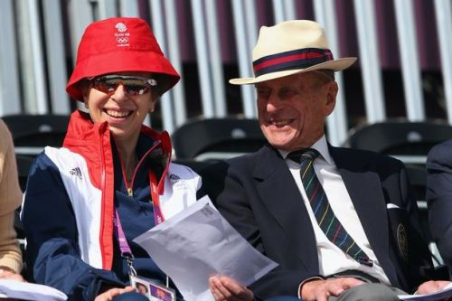 """Princess Anne says """"you're never really ready"""" in tribute to 'teacher' father"""