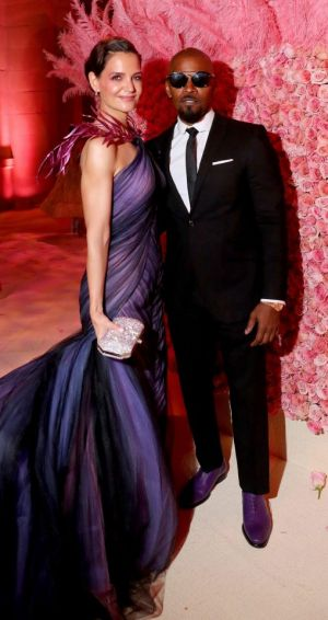 Katie Holmes and Jamie Foxx 'secretly split after six years together'