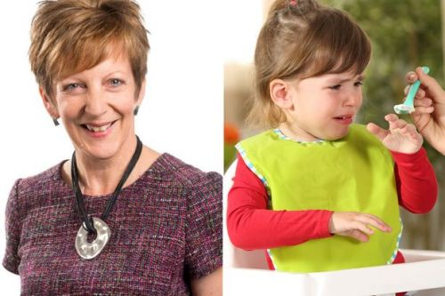 Children branded 'fussy eaters' may actually have genuine food intolerance, top scientist says