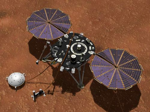 NASA's InSight lander on Mars has detected about 450 quakes. They suggest the planet is less Earth-like than we thought