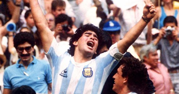 This is no way to honour the life and times of Diego Maradona