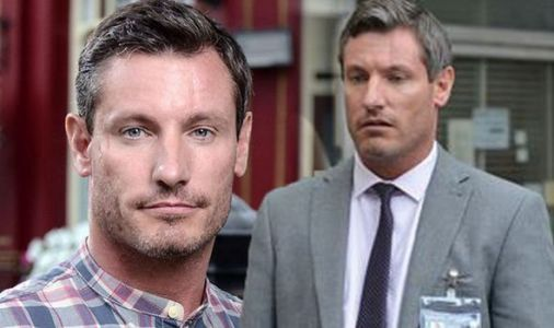 EastEnders cast: Dean Gaffney 'axed' as real reason behind Robbie Jackson's exit revealed