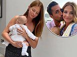 Millie Mackintosh praises daughter Sienna, 3 months, after hip dysplasia diagnosis