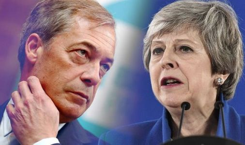 Brexit LIVE: Farage's Brexit Party SURGES in European elections polls - DISASTER for May