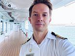 Captain of P&O cruise liner anchored off Devon coast tells of months as one of a handful aboard