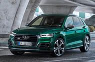 New Audi SQ5 TDI diesel arrives with 516lb ft of torque