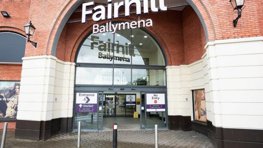 Ballymena's Fairhill Shopping Centre on market for £10m six years after it was bought for £46.5m