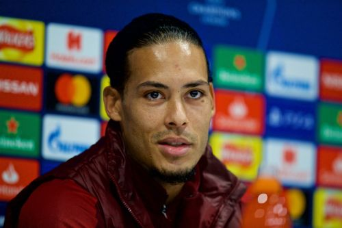 "Video: Virgil van Dijk on Joe Gomez, his ""amazing"" fitness and Liverpool vs. Napoli"