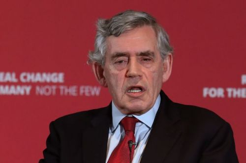 UK risks becoming 'failed state' unless it reforms Union says Gordon Brown