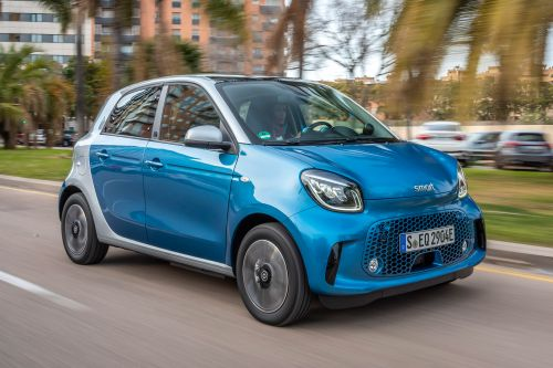 New Smart EQ ForFour 2020 review