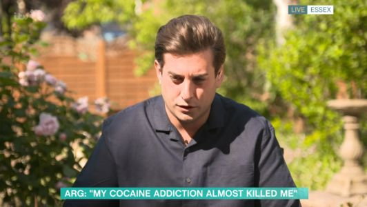 James Argent admits he 'hated' Gemma Collins during cocaine addiction as she'd never lie for him
