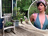 Helena Christensen, 51, shares a look at her charming second home