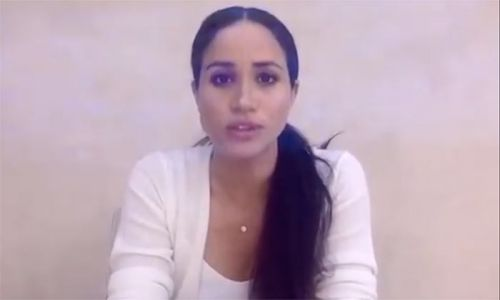 Meghan Markle shares powerful message in support of Black Lives Matter movement