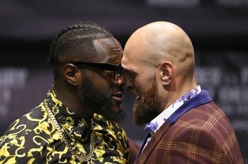 Fury vs Wilder 2 undercard: Who is fighting on heavyweight Las Vegas bill?